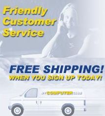 Great Customer Service & FREE Shipping