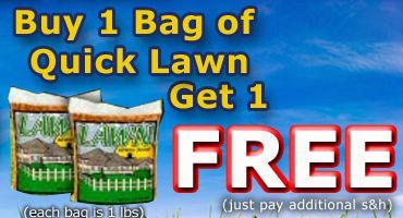 QuickLawn Buy 1 Get 1 Free